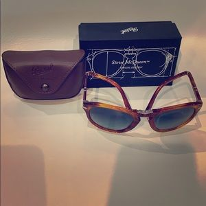 New Men's limited edition Steve McQueen Persol